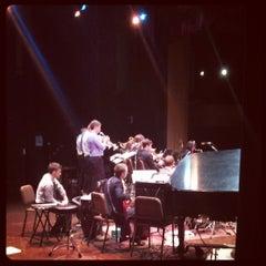Photo taken at Bowker Auditorium by Genevieve S. on 4/24/2013