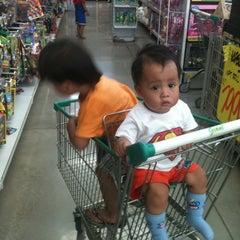 Photo taken at Giant Hypermarket by Isabella V. on 8/31/2013