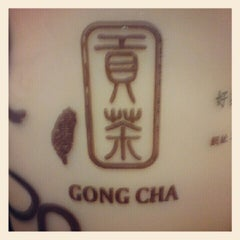 Photo taken at Gong Cha 貢茶 by Xanga K. on 9/19/2012