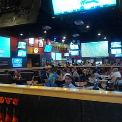 Photo taken at Buffalo Wild Wings by Chris J. on 10/28/2012