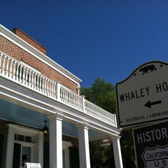 Photo taken at The Whaley House Museum by Jessica H. on 9/16/2013