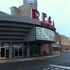 Photo taken at Regal Cinemas Willoughby Commons 16 by Kelly P. on 3/3/2013