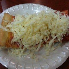 Photo taken at Beto's Pizza & Restaurant by michael on 12/5/2012