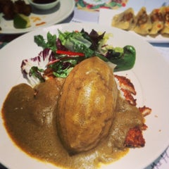 Photo taken at Wagamama by Maxxxine M. on 3/22/2014