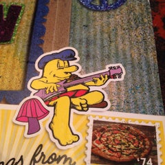 Photo taken at Mellow Mushroom by Richard W. on 6/17/2015