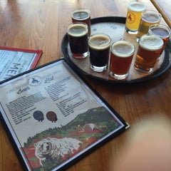 Photo taken at Great Northern Brewing Company by Jessica L. on 4/18/2015