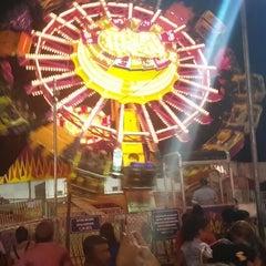 Photo taken at Feria Internacional de La Chorrera by Gloria S. on 2/1/2015