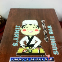 Photo taken at Jimmy's Sushi by Kyle B. on 12/24/2012