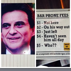 Photo taken at Famous Joe's Tavern by AmandaDeBright on 4/23/2014