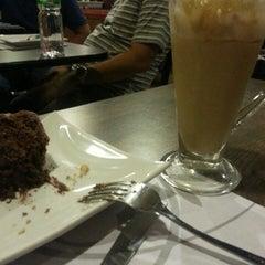 Photo taken at Cafe Isabela by Jem M. on 3/6/2013