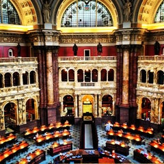 Photo taken at Library of Congress by Gianluca F. on 8/29/2013