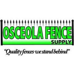 Photo taken at Osceola Fence Supply LLC by Tony P. on 2/23/2015