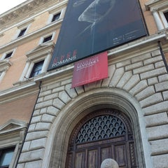 Photo taken at Palazzo Massimo Alle Terme - Museo Nazionale Romano by Nouf A. on 6/21/2013