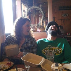 Photo taken at Echo Lake Cafe by Mary on 3/20/2016