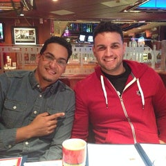 Photo taken at Hollywood Diner & Bar by Oss C. on 12/21/2013