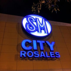 Photo taken at SM City Rosales by Jay R. on 12/14/2012