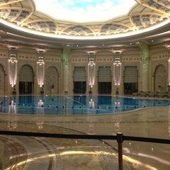Photo taken at The Ritz-Carlton, Riyadh by Hanan A. on 7/7/2013