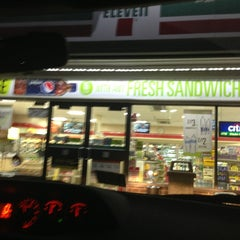 Photo taken at 7-Eleven by Francina W. on 3/21/2013