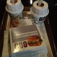 Photo taken at McDonald's by Bruno F. on 3/16/2013