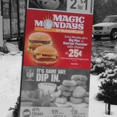Photo taken at McDonald's by @NickBorelli on 3/25/2013