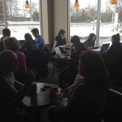Photo taken at Starbucks by Caroline R. on 12/5/2013