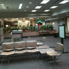 Photo taken at Capital Region International Airport (LAN) by Nate T. on 9/28/2011