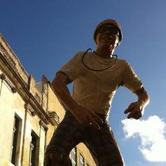 Photo taken at Rua da Moeda by Henrique N. on 6/5/2012