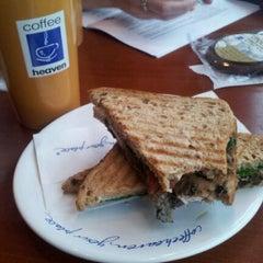 Photo taken at Coffee Heaven by Krystian C. on 12/21/2011