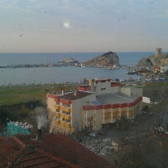 Photo taken at Grand Şile Otel by Pınar B. on 12/11/2011