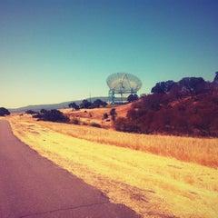 Photo taken at Stanford Dish Trail by Ivar on 7/3/2012