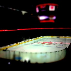 Photo taken at Scotiabank Saddledome by Roger R. on 3/31/2011