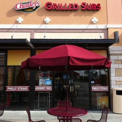 Photo taken at Charley's Grilled Subs by Jorge G. C. on 9/6/2011