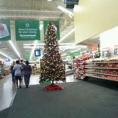 Photo taken at Walmart Supercenter by Ashley R. on 11/17/2011