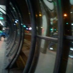 Photo taken at Estação Tubo Marechal Floriano Peixoto by Rafael A. on 9/5/2012