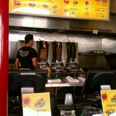 Photo taken at The Kebab Shop by Toby C. on 11/23/2011