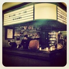 Photo taken at Nitehawk Cinema by maggie b. on 10/17/2011