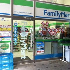 Photo taken at FamilyMart by KJ on 5/25/2011