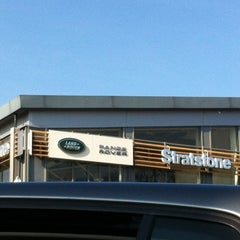 Photo taken at Stratstone Land Rover Solihull by Dave K. on 3/11/2012