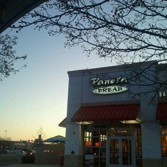 Photo taken at Panera Bread by Don S. on 12/10/2011