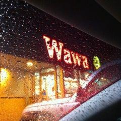 Photo taken at Wawa by Nick S. on 4/17/2011