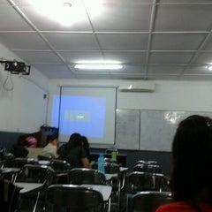 Photo taken at Universitas Methodist Indonesia by Cynthia L. on 5/28/2012