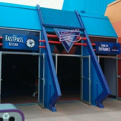 Photo taken at Captain EO by Jae Y. on 9/7/2011