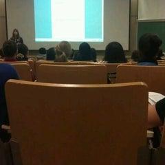 Photo taken at Social Sciences & Media Studies by Evan S. on 9/20/2011
