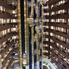 Photo taken at Sandton Sun Hotel by Romeo M. on 1/1/2012