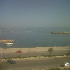 Photo taken at Corniche by Georges R. on 4/11/2012