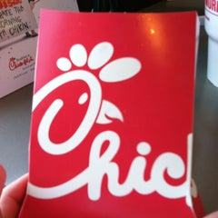 Photo taken at Chick-fil-A by Jamie C. on 3/30/2012