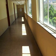 Photo taken at Escola Técnica Estadual Adolpho Bloch - ETEAB by Newton G. on 10/1/2011