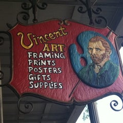 Photo taken at Vincent Art Gallery by Amanda B. on 4/1/2011