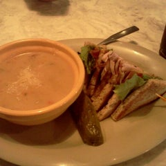 Photo taken at McAlister's Deli by Mary F. on 10/16/2011