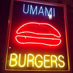 Photo taken at Umami Burger by iamthescrapman on 10/27/2011